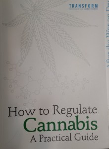 Transform How to Regulate Cannabis book cover