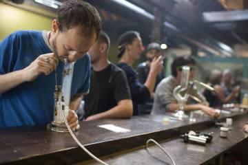 cannabis lounges
