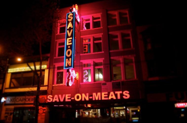 Save On radio meats