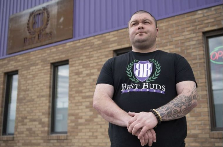 Owner of Best Buds Society on being a wanted man, the