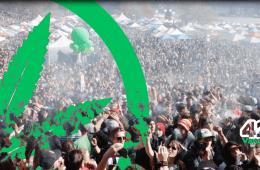 420 Vancouver 2019 Live Sunset Beach