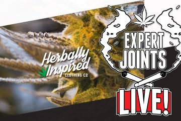 Expert Joints LIVE with cannabis growing tips from DK420