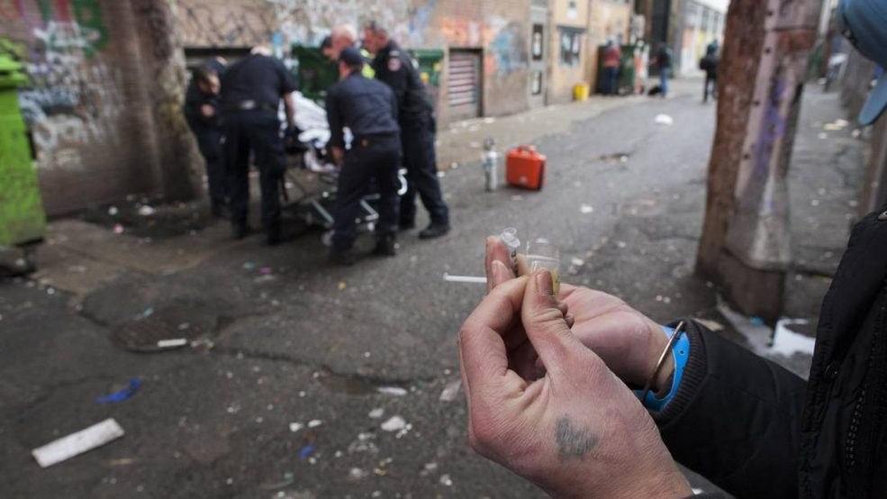 Former dispensary (TMCD) offers free drug tests and harm reduction supplies in DTES thumbnail