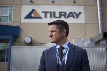 Tilray to lay off 10 percent of staff to help achieve profitability