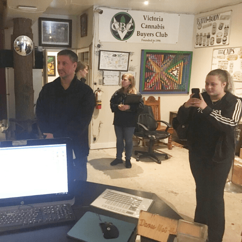 budtenders working during COVID-19