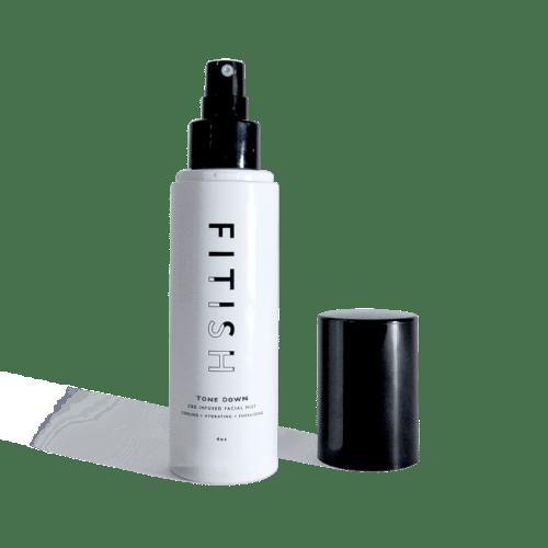 Beauty Tone Down Facial Mist cannabis cosmetic