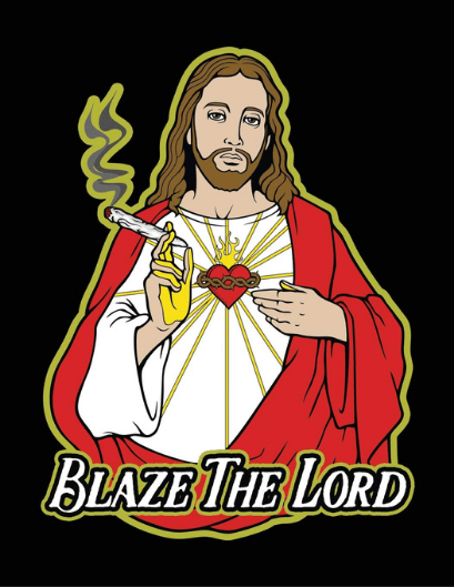 Do Jesus smoke cannabis?