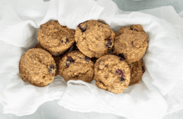 How to make CBD Infused Banana Oatmeal Chocolate Chip Muffins