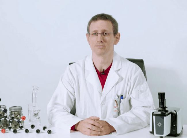 Ask an expert about vape pens tests