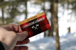 The Woods - Canadian Lumber - Rolling Papers