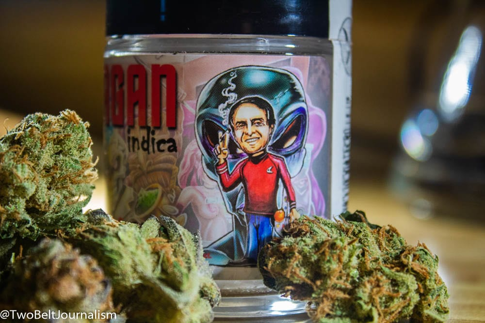 Carl Sagan's outright confession about smoking weed