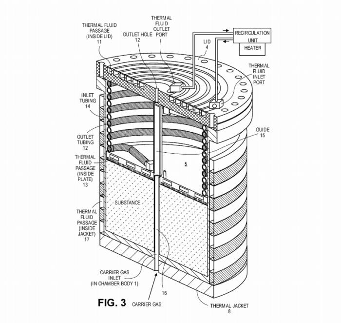 apple patent vaporizer