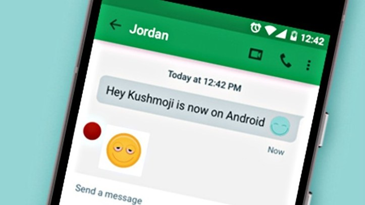 Kushmojis are available on multiple platforms.