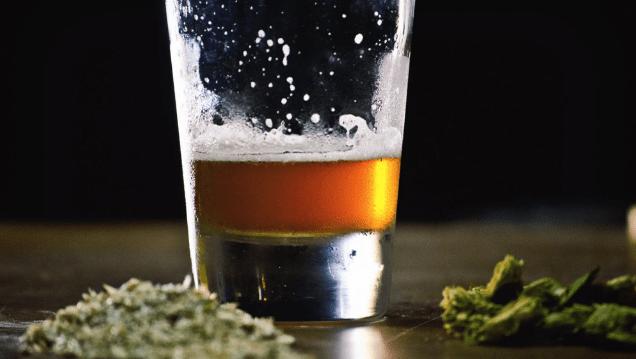 beer weed