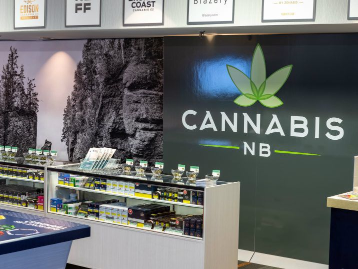 Will Cannabis NB be sold soon?