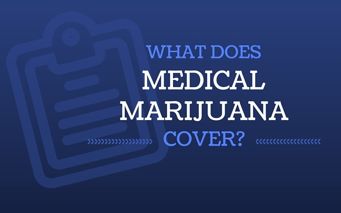 What Does Medical Marijuana Actually Cover?