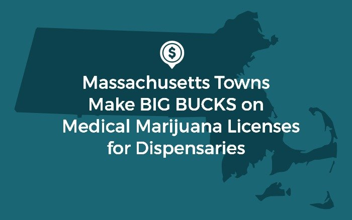 Massachusetts Towns Make Big Bucks on Medical Marijuana Licenses for Dispensaries