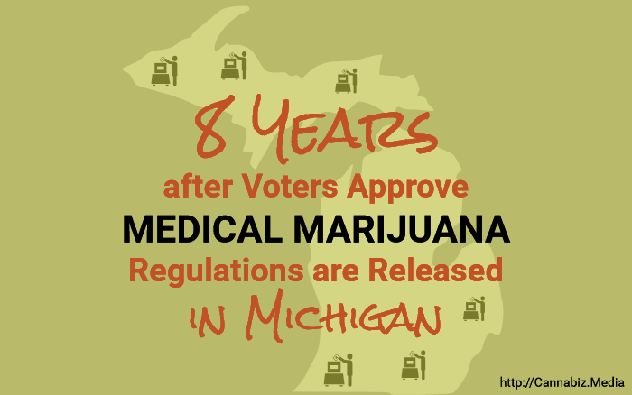8 Years after Voters Approve Medical Marijuana – Regulations are Released in Michigan