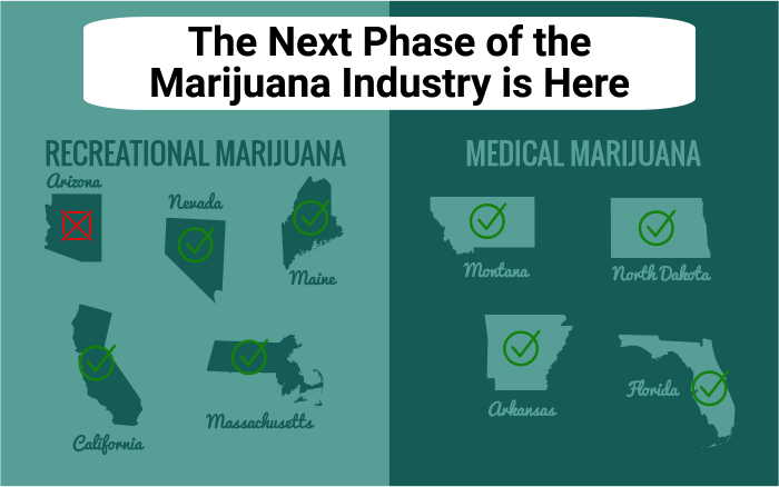 The Next Phase of the Marijuana Industry is Here