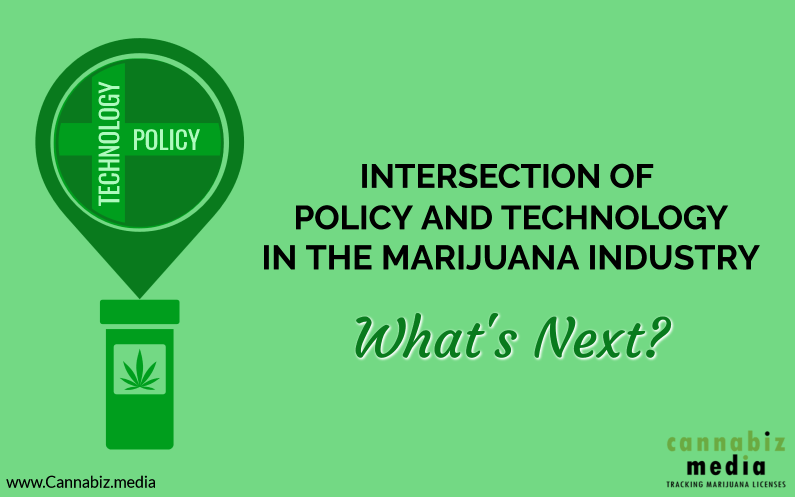 Intersection of Policy and Technology in the Marijuana Industry – What's Next?