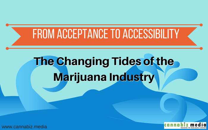 From Acceptance to Accessibility – The Changing Tides of the Marijuana Industry