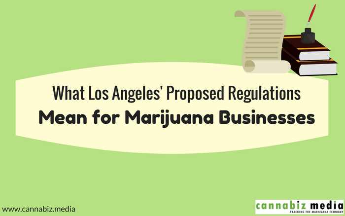 What Los Angeles' Regulations Mean for Marijuana Businesses