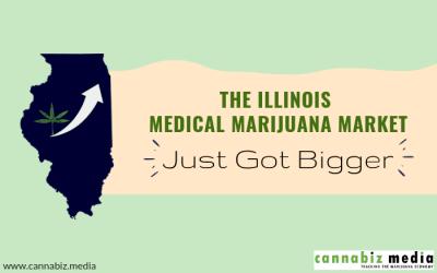 The Illinois Medical Marijuana Market Just Got Bigger