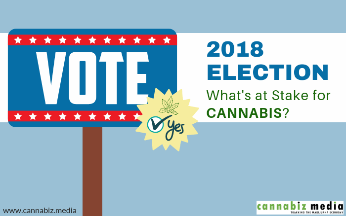 2018 Election – What's at Stake for Cannabis?