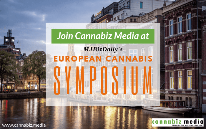 Join Cannabiz Media at MJBizDaily's European Cannabis Symposium