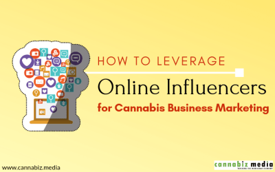 How to Leverage Online Influencers for Cannabis Business Marketing