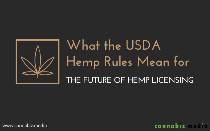 What the USDA Hemp Rules Mean for the Future of Hemp Licensing
