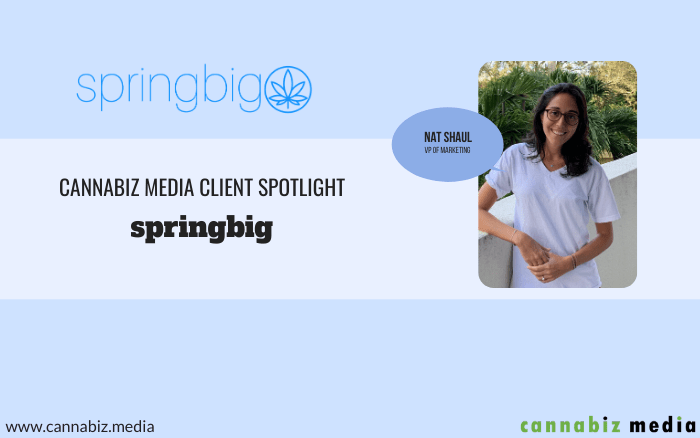 Cannabiz Media Client Spotlight – Springbig