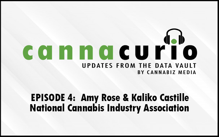 Cannacurio Podcast Episode 4 with Kaliko Castille and Amy Rose of NCIA