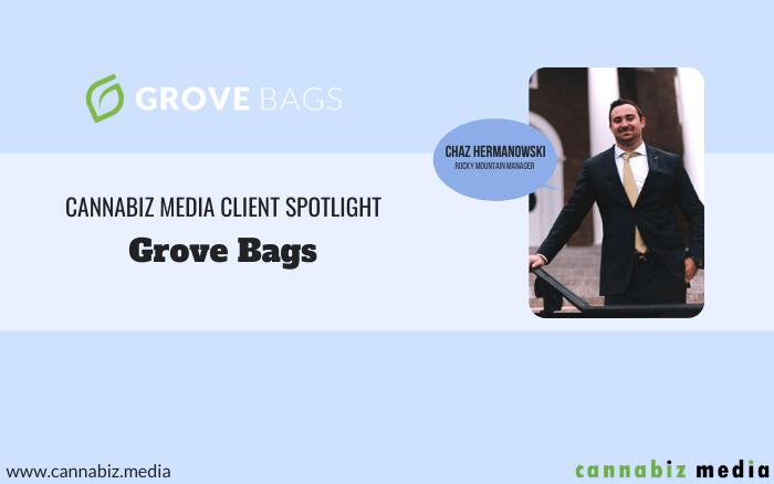 Cannabiz Media Client Spotlight – Grove Bags