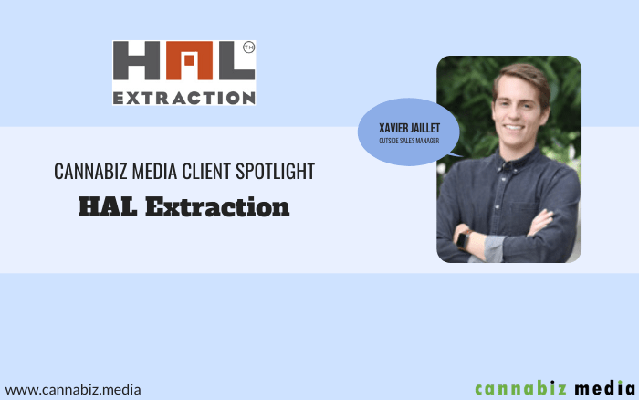 Cannabiz Media Client Spotlight – HAL Extraction