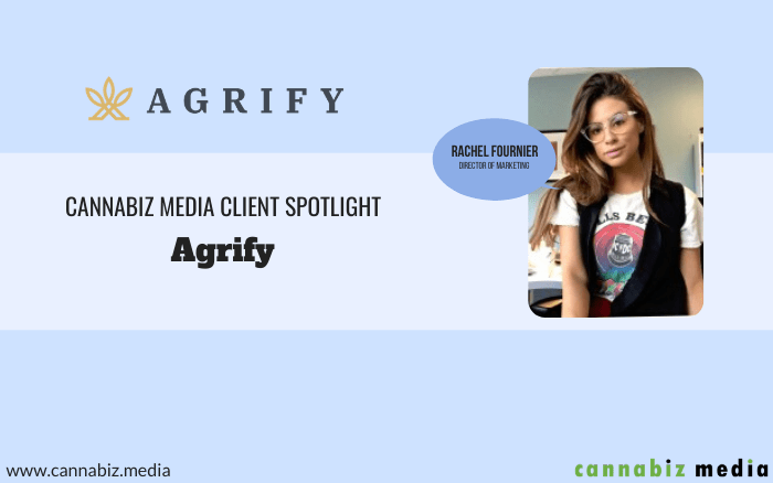 Cannabiz Media Client Spotlight – Agrify