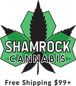 15% off your first order at ShamrockCannabis.com
