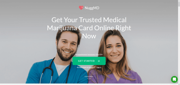 Screenshot 2019 06 23 Get Your Medical Marijuana Card Online Now NuggMD - Nugg MD