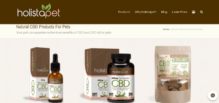 Hemp and CBD Products