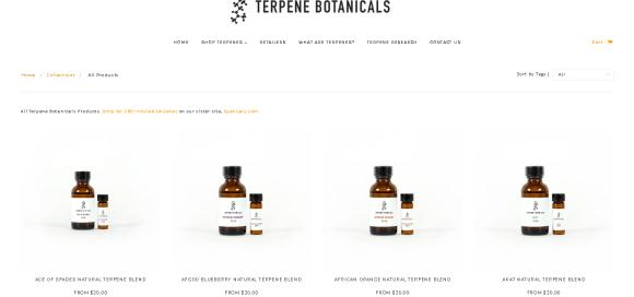 item103 - Terpene Botanicals
