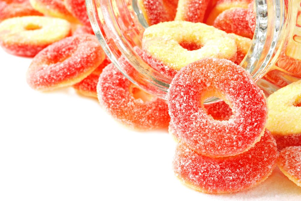 CannaGlobe CBD Hemp Gummy Bears Gummies Gumdrops Custom Rings