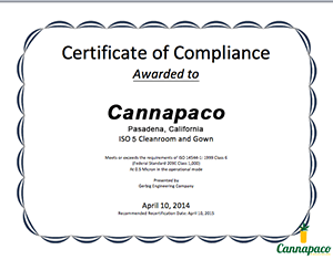 Compliance and Certification