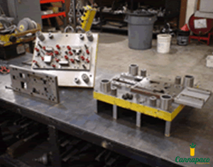 Tooling and Machining Room