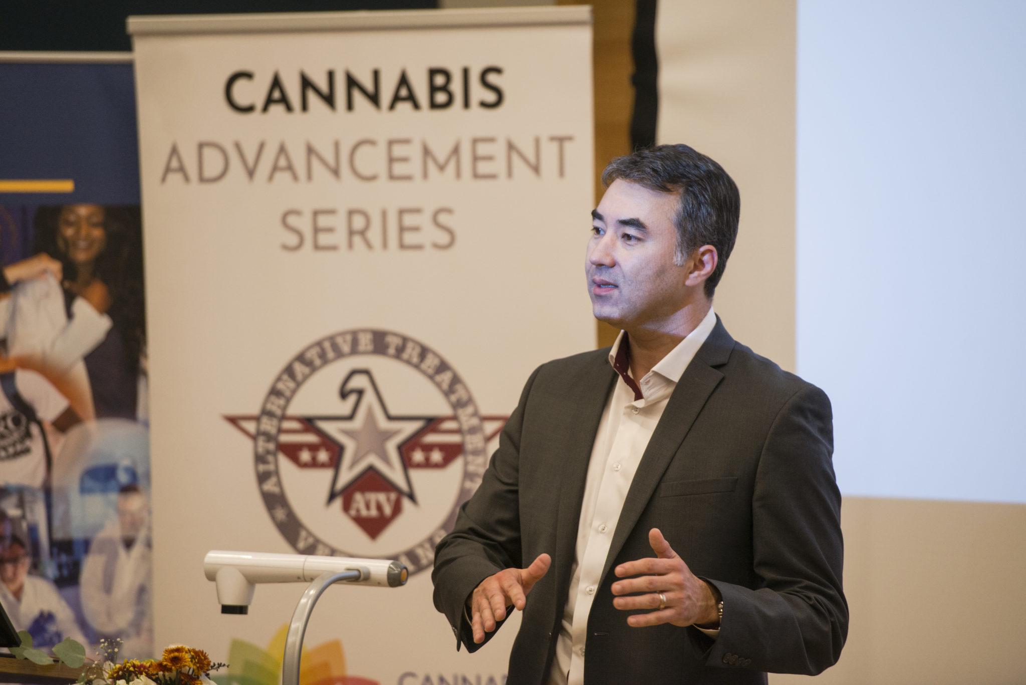 CEO MICHAEL SCOTT TALKS CANNABIS ENTREPRENEURSHIP AT CANNABIS ADVANCEMENT SERIES IN DARTMOUTH