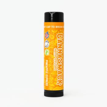 CannaSmack Pineapple Express Natural Lip Balm