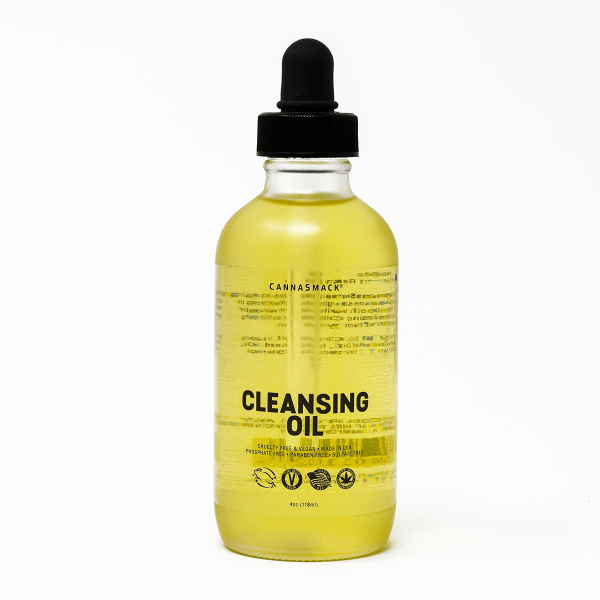 cannasmack cleansing oil