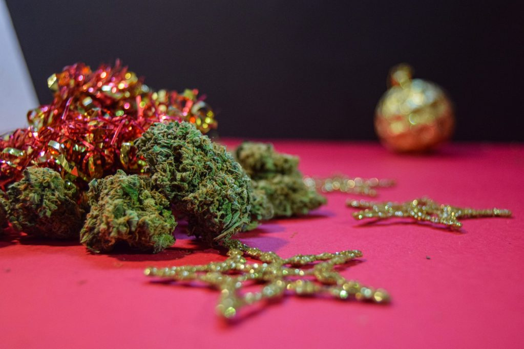 Eighths of Weed Christmas