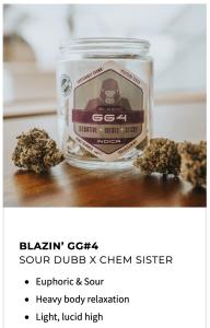 Gorilla Glue by Trail Blazin