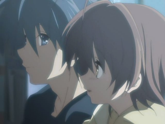 Tomoyo and Nagisa ^^