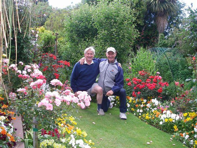Christchurch Prize Winning Garden